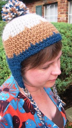 Hat in June 2