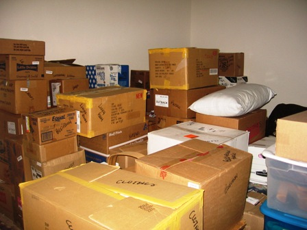 My Life in Boxes