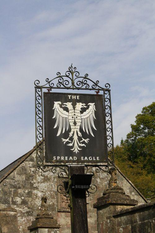 The Spread Eagle Sign