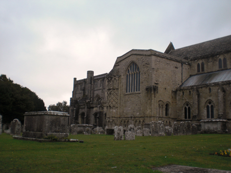 Christchurch Priory