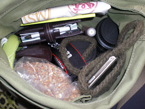 A Bag Packed