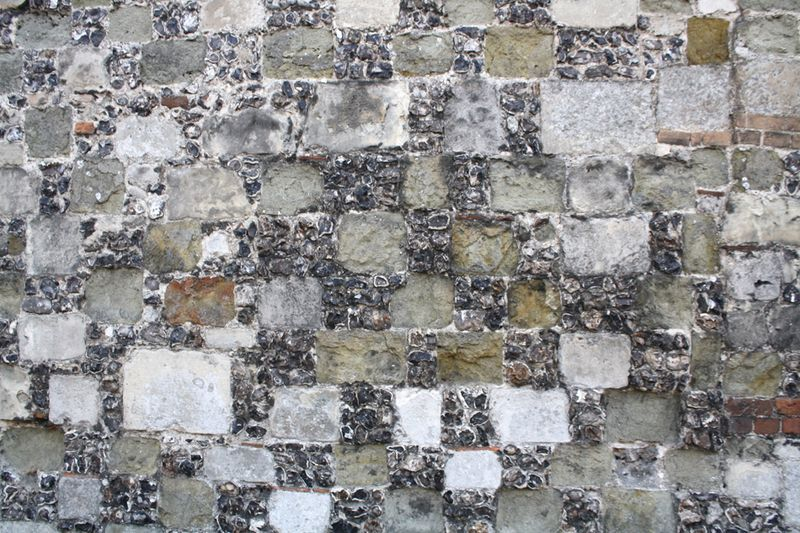 Cathedral Wall
