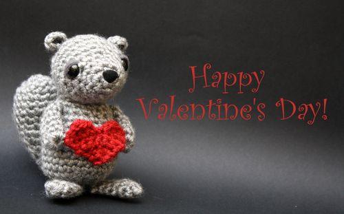 Valentine Squiirel