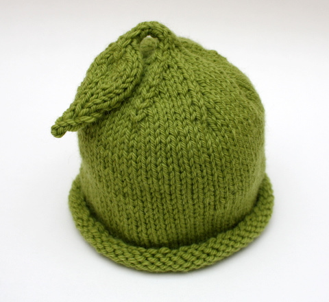 Greenleaf Baby Hat