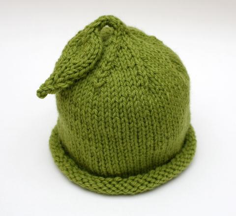 Greenleaf Baby Hat
