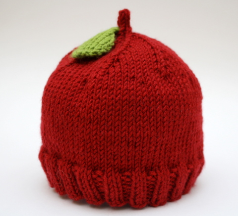 Emmett's Apple Hat