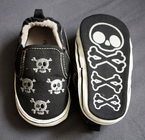 Skully Shoes
