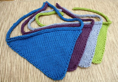 Free Crochet Pattern For Dog Bandana : Viking Tea Party: A Whole Lotta Bibs and the Yarny Mojo ...
